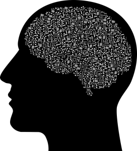 having all the music notes in your head